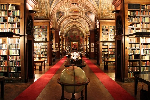 Библиотека к чему снится