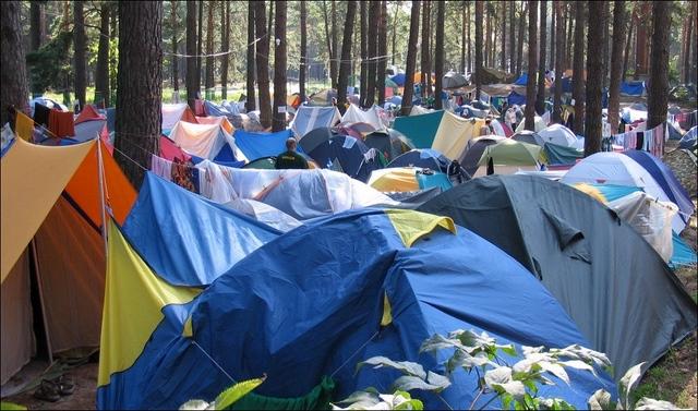 Лагерь к чему снится