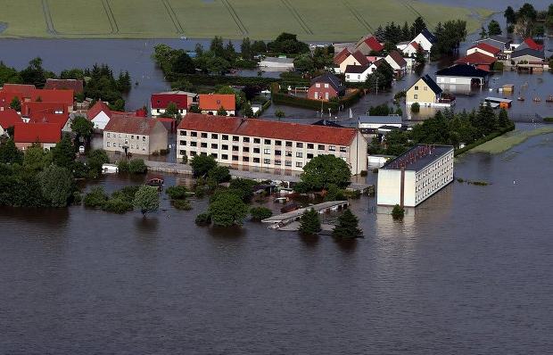 Наводнение к чему снится