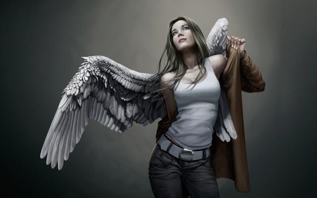 Сонник ангел к чему снится