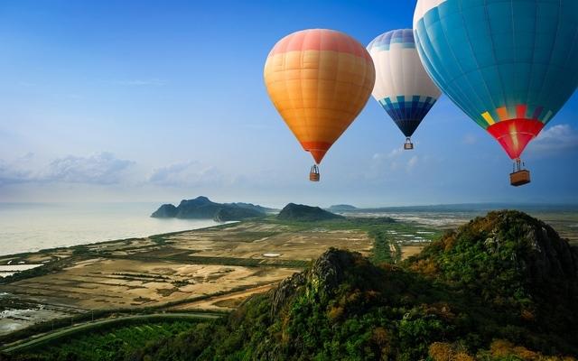 Воздушный шар к чему снится