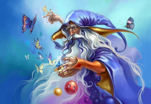Волшебник к чему снится