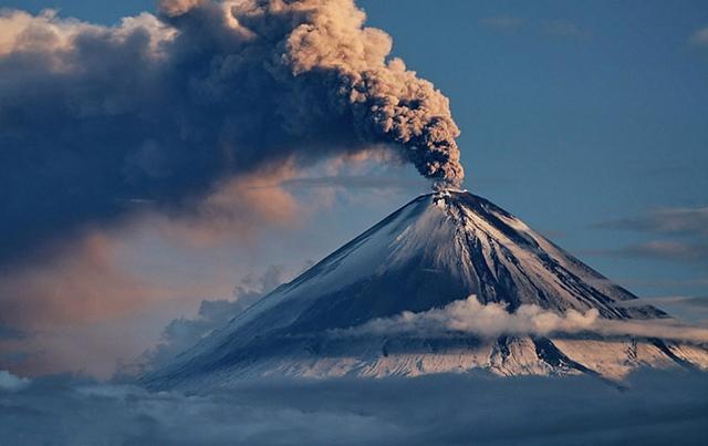 Вулкан к чему снится