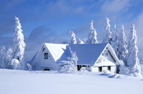 Сонник зима к чему снится