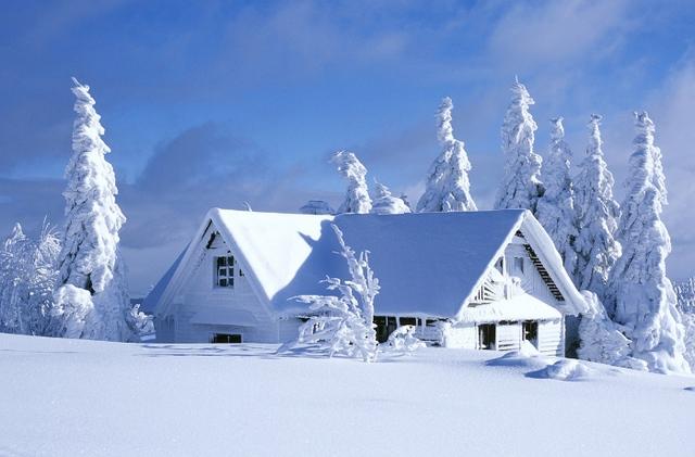 Зима к чему снится