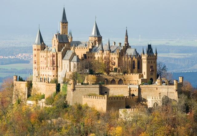 Замок к чему снится
