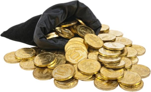 Сонник монеты к чему снятся