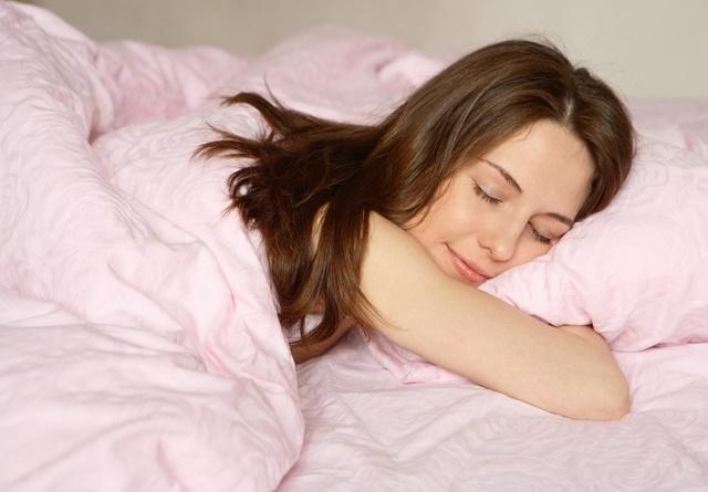 Ложитесь спать только в хорошем настроении